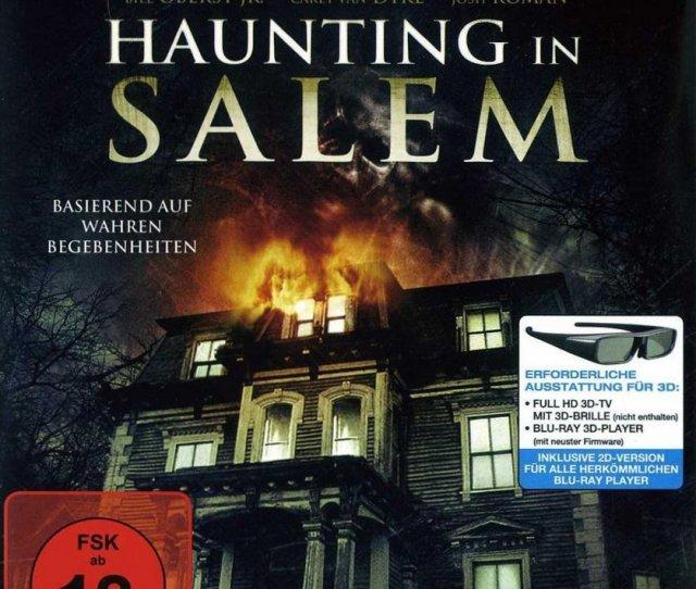 A Haunting In Salem Blu Ray 3d