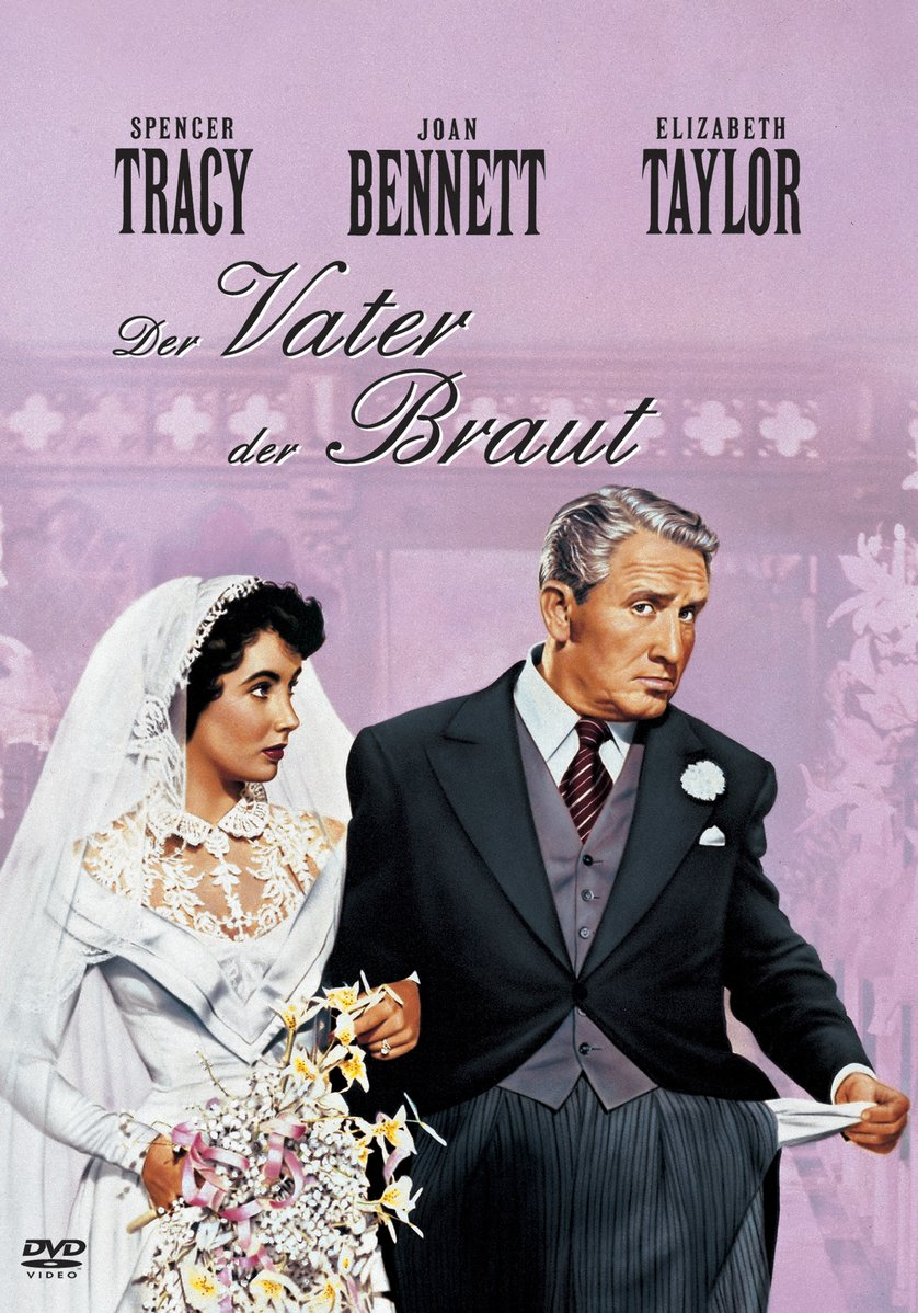 Der Vater der Braut DVD Bluray oder VoD leihen