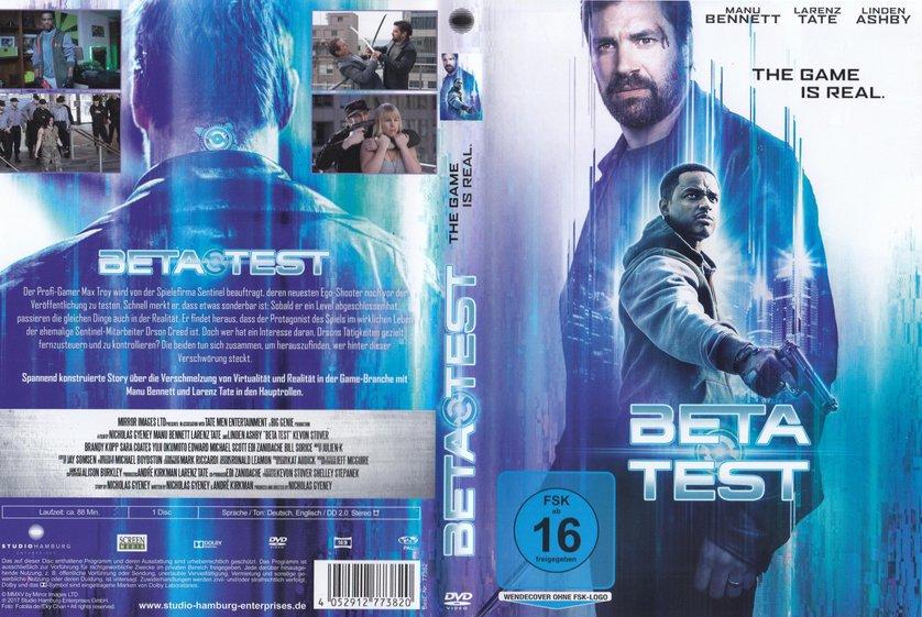 Beta Test DVD oder Bluray leihen  VIDEOBUSTERde