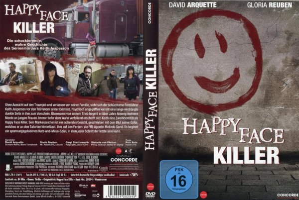 happy face killer film # 5