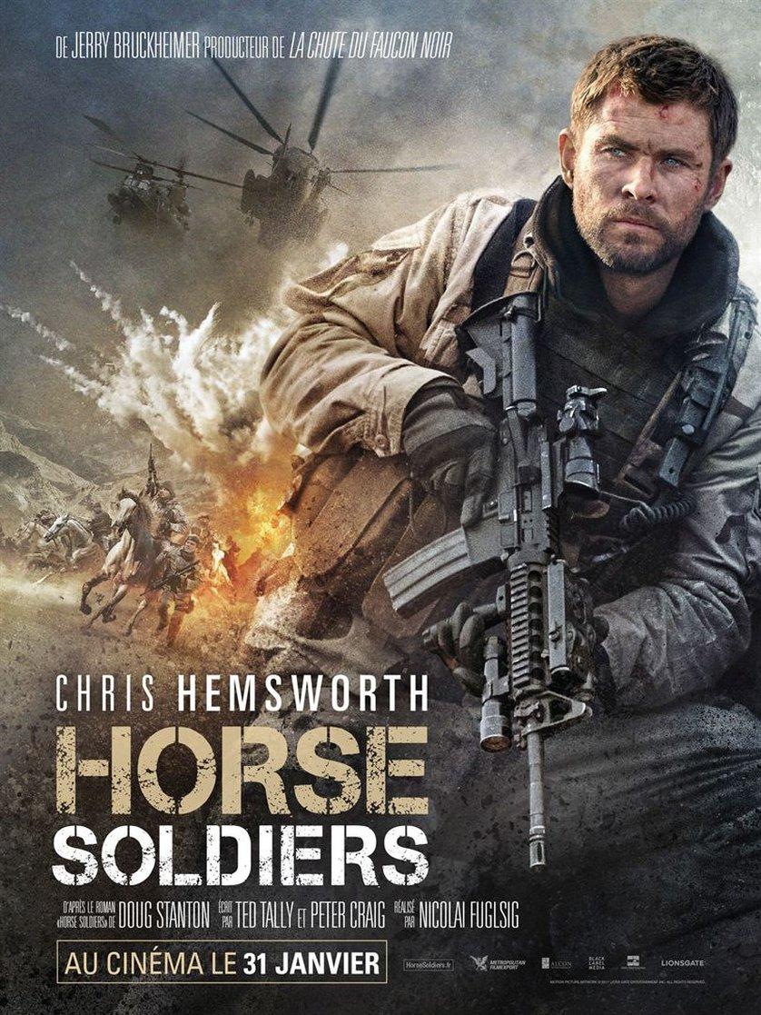 12 Strong: DVD. Blu-ray oder VoD leihen - VIDEOBUSTER.de