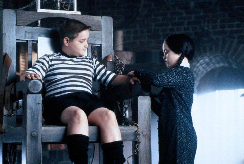 Die Addams Family Dvd Oder Bluray Leihen  Videobusterde