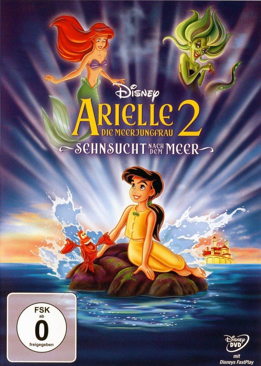 Arielle Die Meerjungfrau 2 Dvd Oder Blu Ray Leihen
