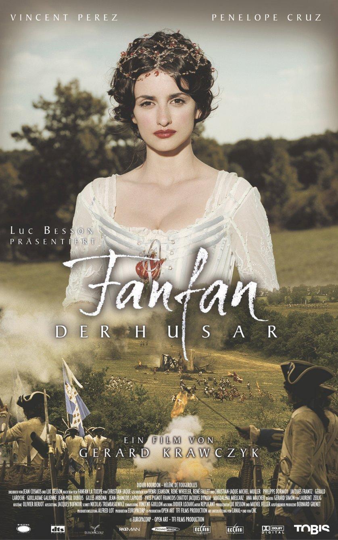 Fanfan der Husar DVD oder Bluray leihen  VIDEOBUSTERde