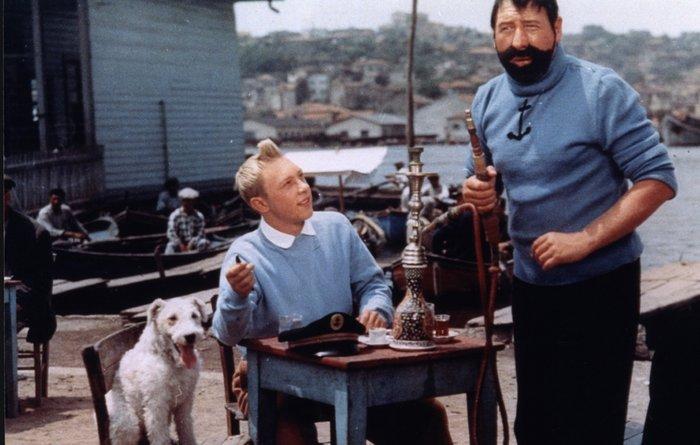 Steven Spielberg arbeitet an Tim und Struppi 2