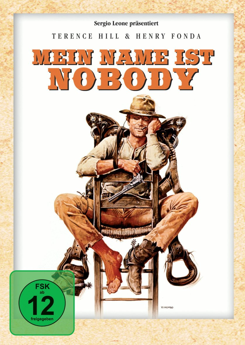 Mein Name ist Nobody DVD oder Bluray leihen  VIDEOBUSTERde
