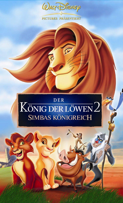 Der König der Löwen 2 DVD oder Blu-ray leihen
