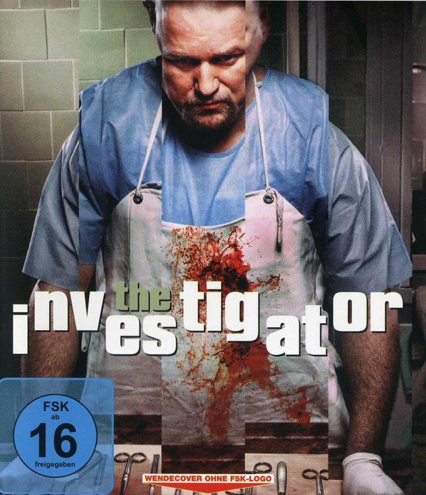 The Investigator DVD oder Bluray leihen  VIDEOBUSTERde