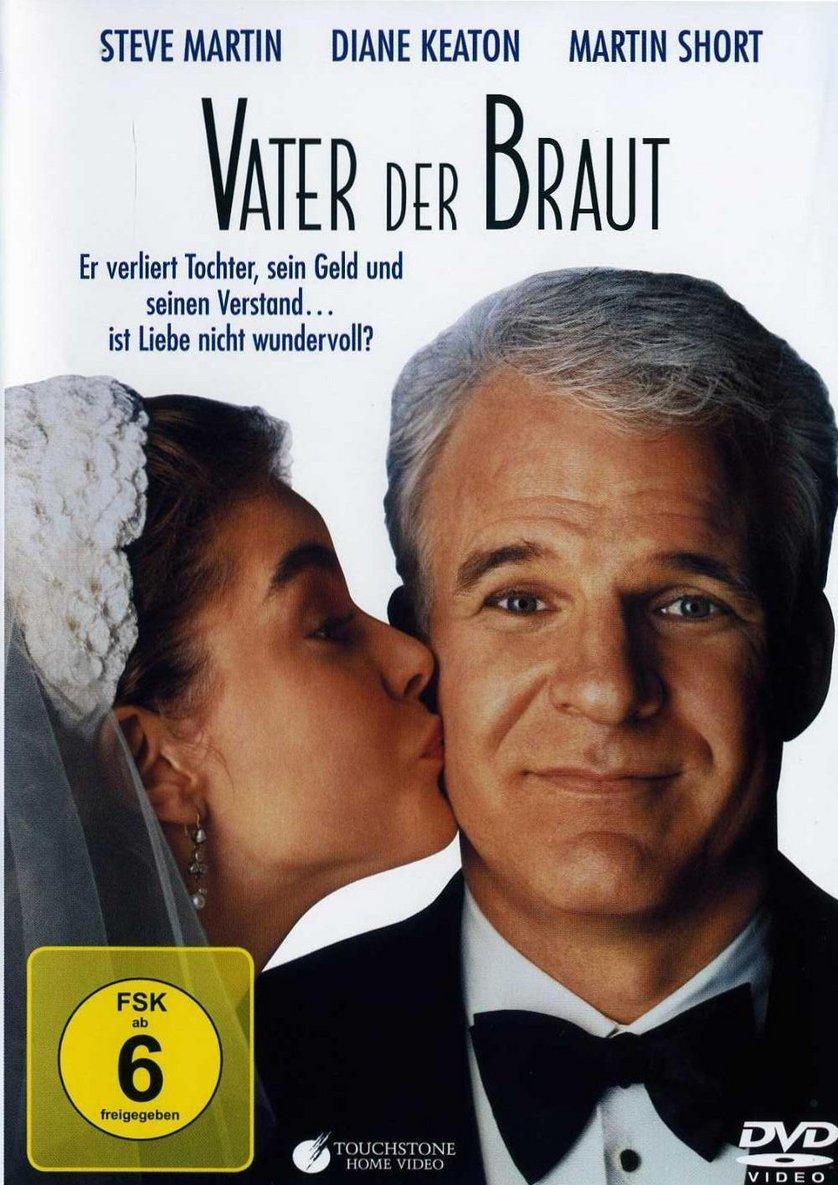 Vater der Braut DVD oder Bluray leihen  VIDEOBUSTERde
