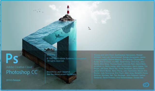 تحميل برنامج الفوتوشوب Adobe Photoshop Cc 2016 جرافيكس