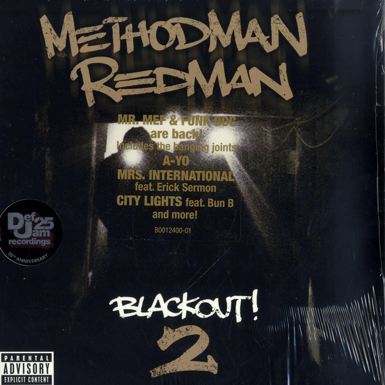 method man redman blackout 2 2x12