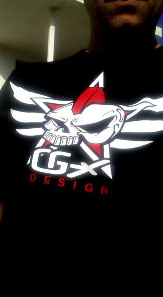 GFX Design Skull Wings