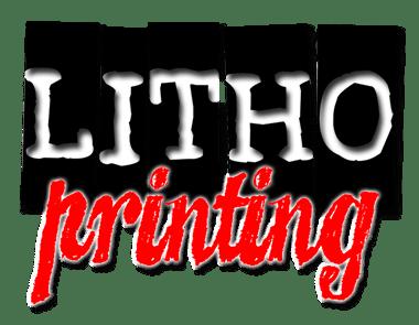 Litho Printing Logo