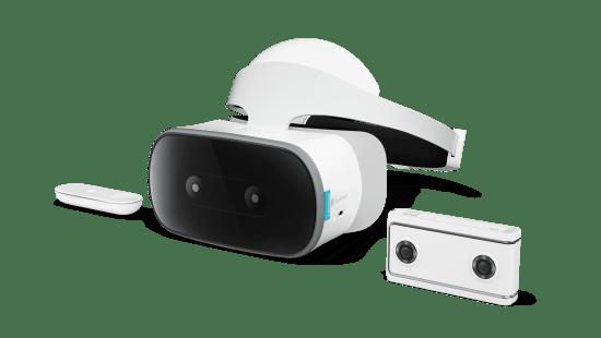 Lenovo announces untethered Mirage Solo VR headset • GraphicSpeak