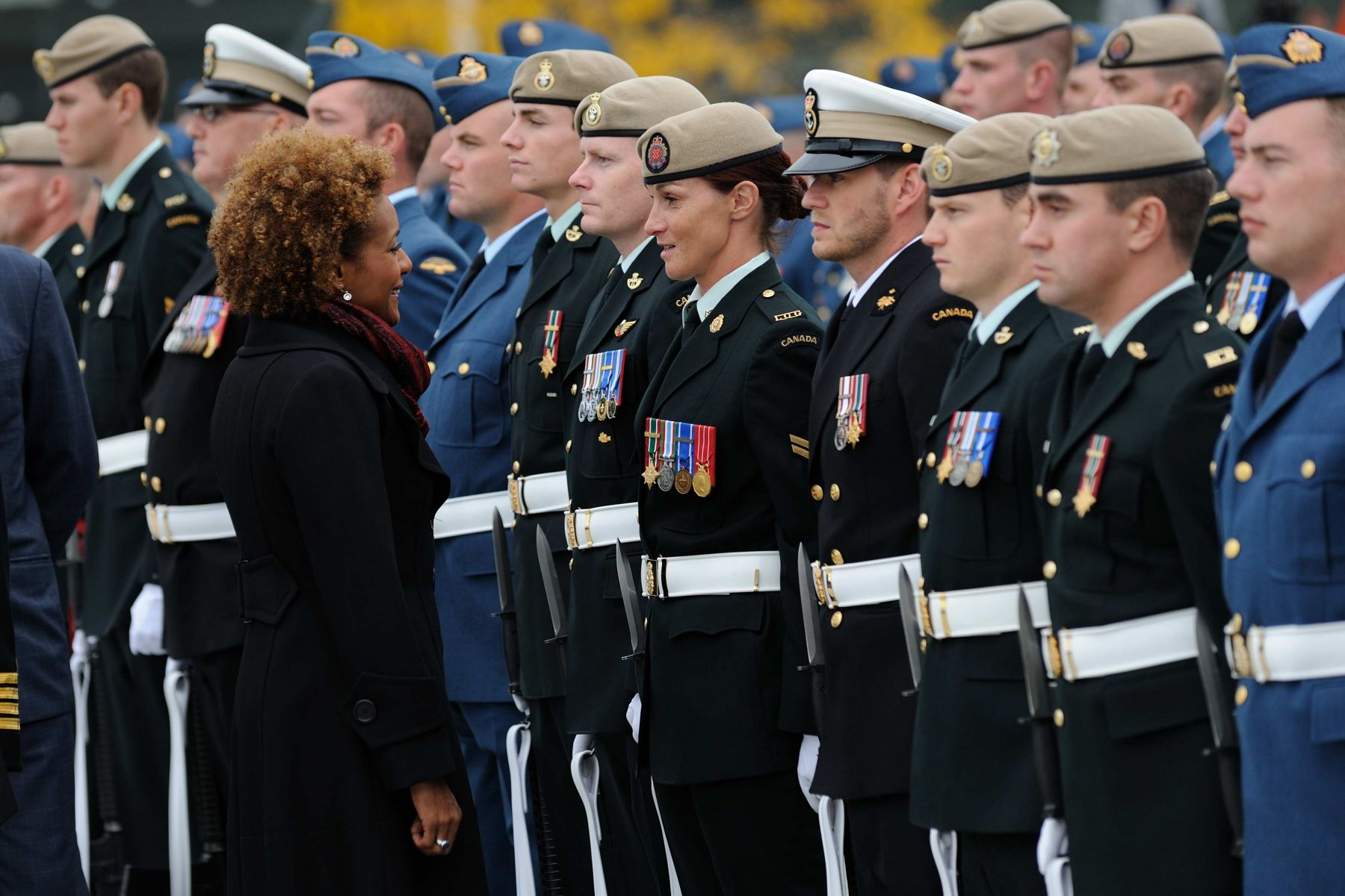 The Governor General of Canada  Photos  Canadian Forces
