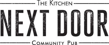 The Kitchen Next Door – Community Pub