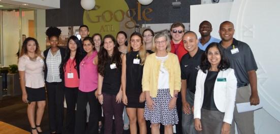 WIT @ GGC & Google Grizzlies at Google Fiber in ATL