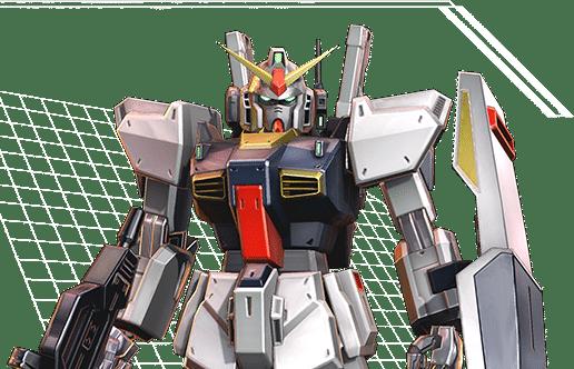 Gundam MK-II (Elle)
