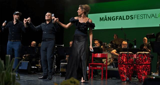 Dilyar, Dogge och Therese, Mångfaldsfestival 2019