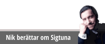 Nik berättar om Sigtuna