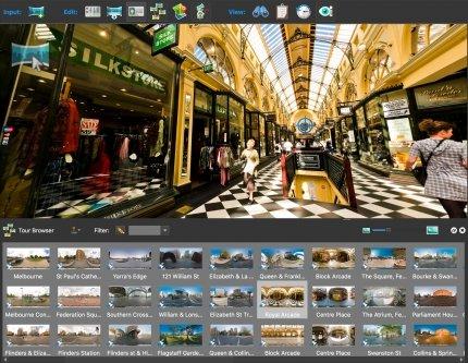 Pano2VR for Mac 5.2.4 序号版 - 全景图制作应用