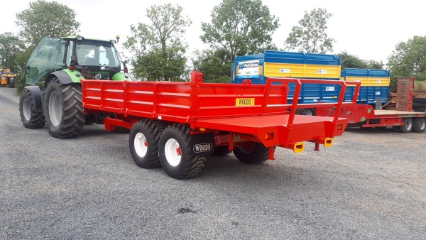New Woods Trailers Northern Ireland