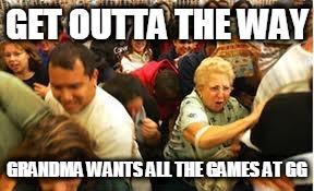 Grandma Wants