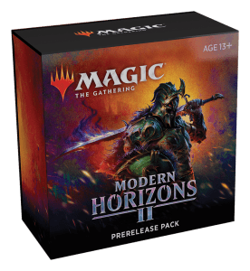 Picture of a Modern Horizons 2 Prerelease Kit