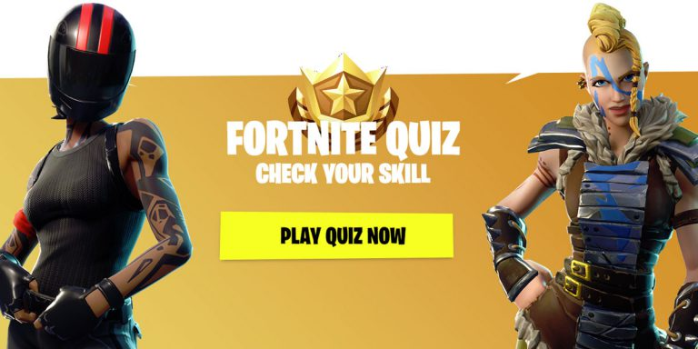 Fortnite Quiz 2