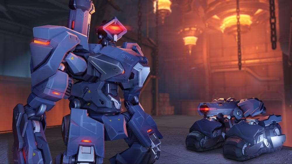 overwatch anniversary bastion legendary skin