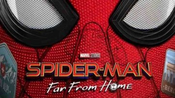 spider-man far from home trailer and poster