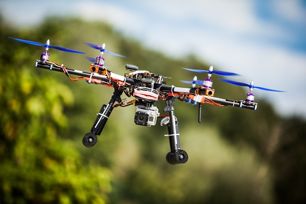 Drones and Personal Injury