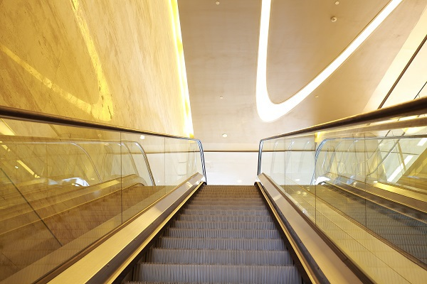 Suing for Injuries on Escalators