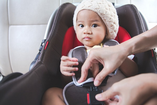 The Risks of Using Expired Child Car Seats