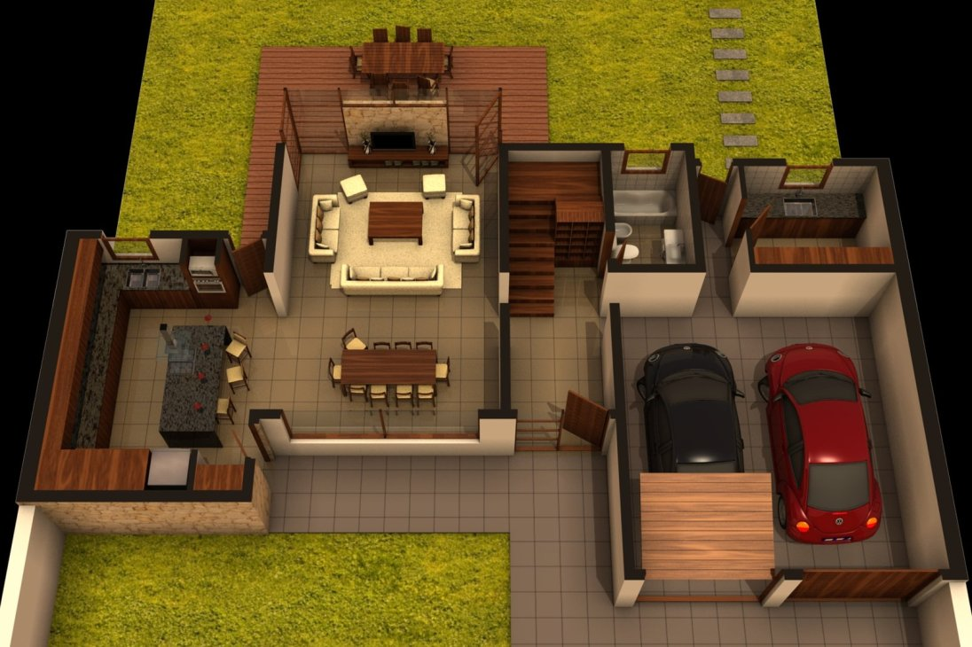 Vivienda-unifamiliar-4-dormitorios4