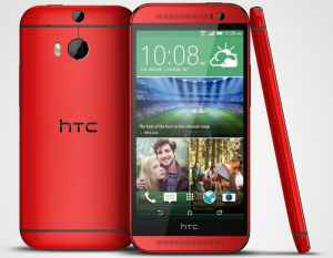 HTC-One-M8-in-red-and-pink