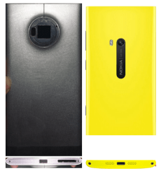 Is-the-metallic-chassis-for-a-Nokia-phablet