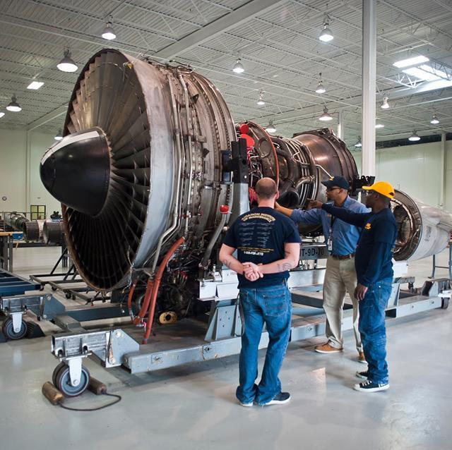 Airframe & Power plant