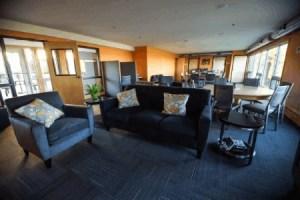 living room dorm school