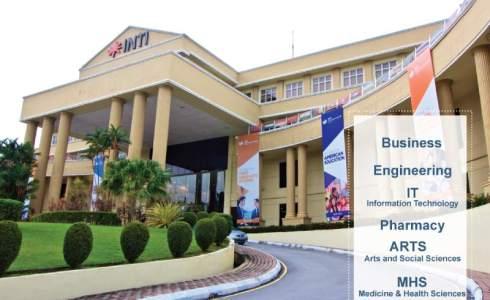 الدراسة في ماليزيا لبرنامج الماجستير في نظم وتقنية المعلومات في جامعة INTI الماليزية