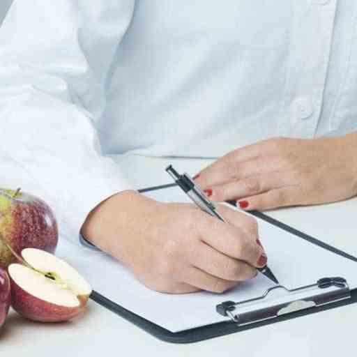خريج علوم التغذية