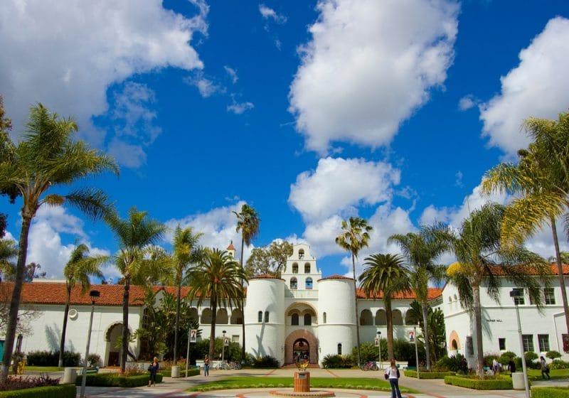 California State university San Diego