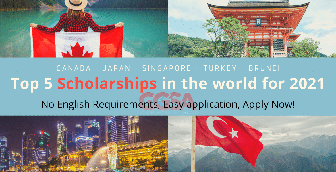 Scholarships abroad