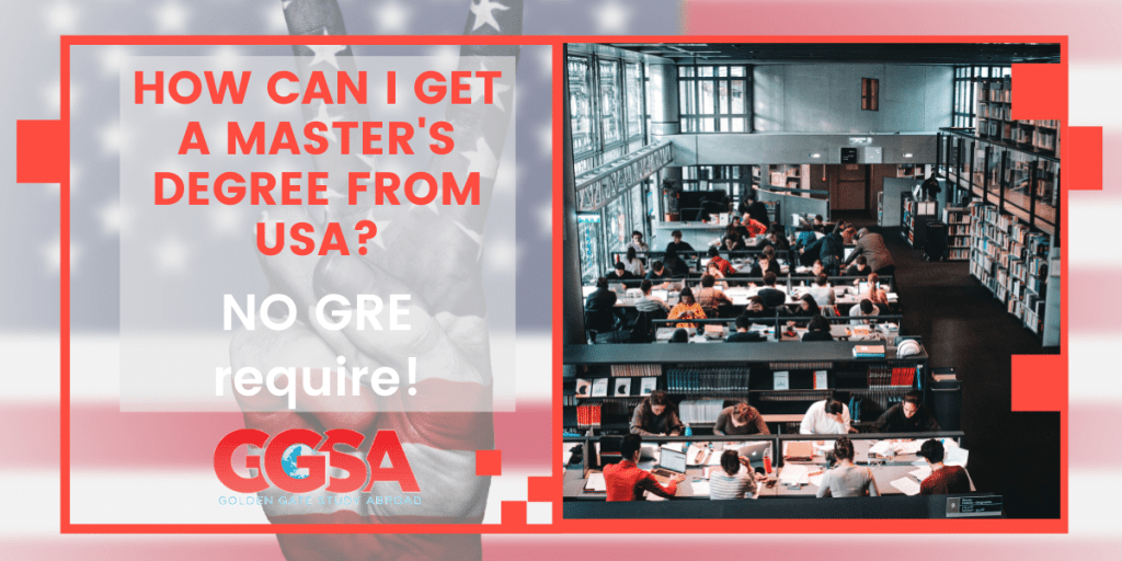 How can I Get a Master's Degree in USA?