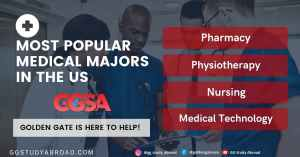 Most popular medical majors in the US