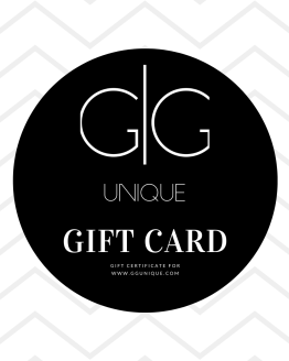 GG UNIQUE GIFT CARD