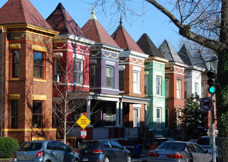 Why DC has so many rowhomes and how theyre different