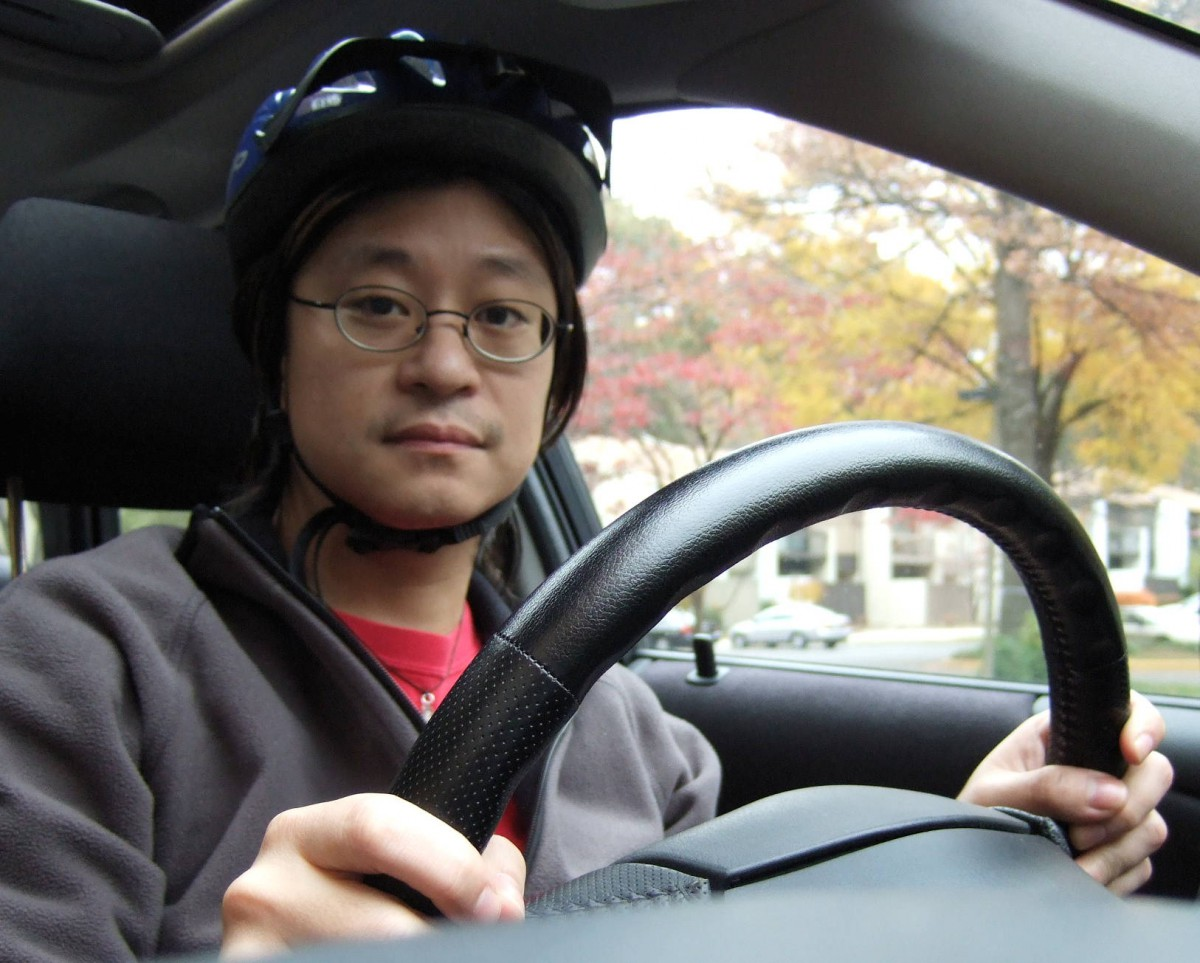 Maryland considering mandatory helmets for drivers  Greater Greater Washington
