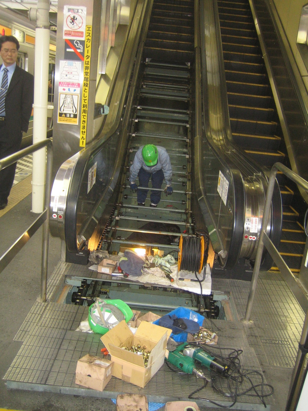 Metro escalator repairs are unlikely to work part 1 We still dont know why theyre breaking