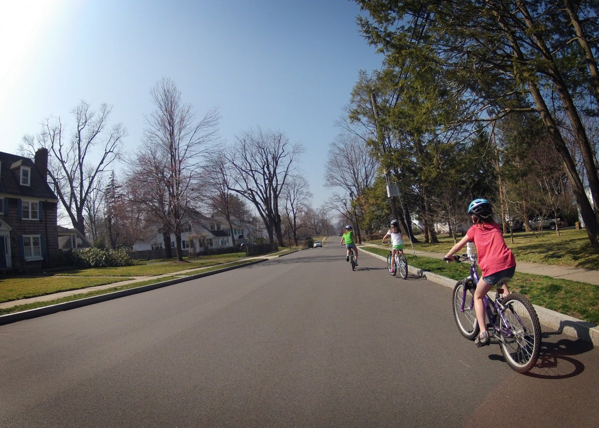 Biking In Fairfax This Map Shows The Safest Routes